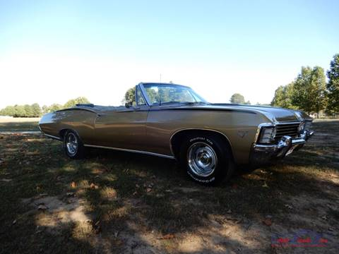 1967 Chevrolet Impala for sale in Hiram, GA