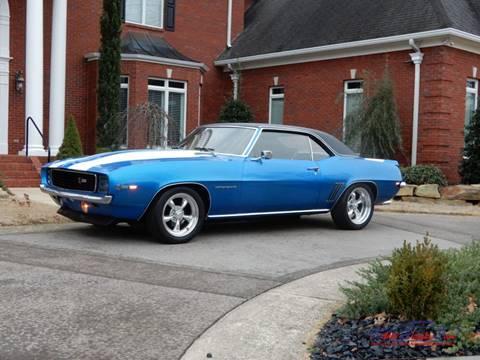 1969 Chevrolet Camaro for sale at SelectClassicCars.com in Hiram GA