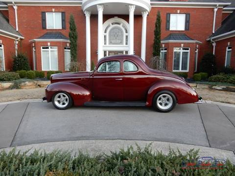 1940 Ford Deluxe for sale in Hiram, GA