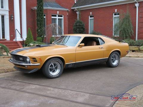 1970 Ford Mustang for sale at SelectClassicCars.com in Hiram GA