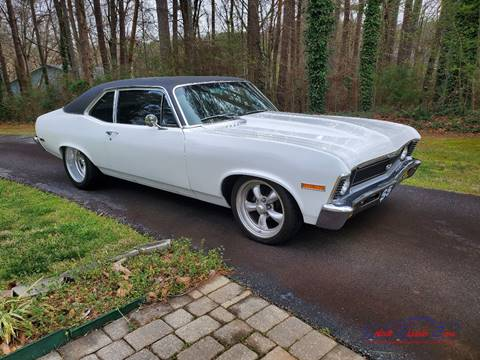 1970 Chevrolet Nova for sale at SelectClassicCars.com in Hiram GA