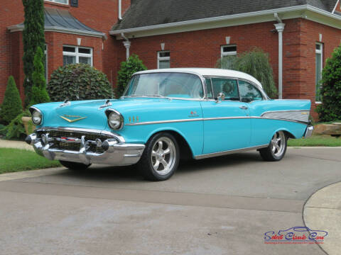 1957 Chevrolet Bel Air for sale at SelectClassicCars.com in Hiram GA