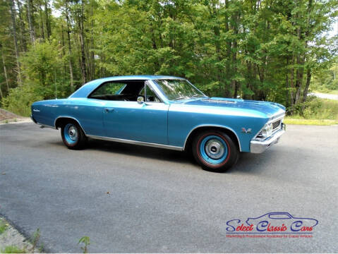 1966 Chevrolet Chevelle for sale at SelectClassicCars.com in Hiram GA