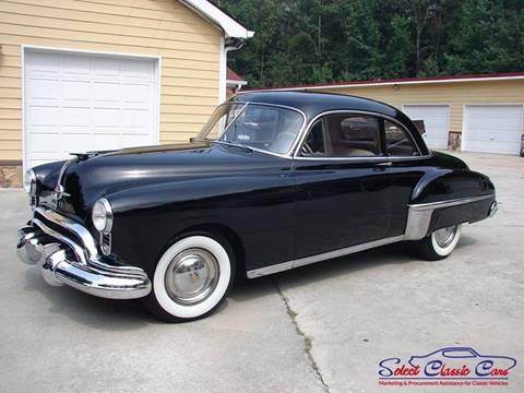1949 Oldsmobile Cutlass for sale at SelectClassicCars.com in Hiram GA