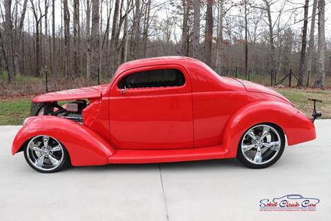 1937 Ford Coupe for sale at SelectClassicCars.com in Hiram GA
