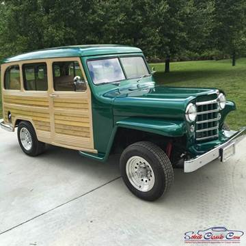 1950 Willys Jeep for sale in Hiram, GA