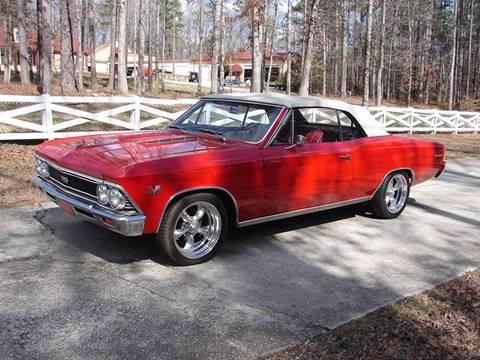 1966 Chevrolet Chevelle for sale in Hiram, GA
