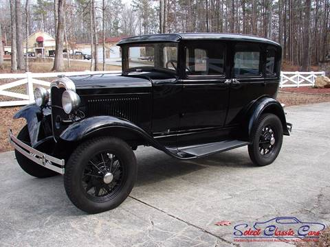 1930 Ford Model A for sale at SelectClassicCars.com in Hiram GA
