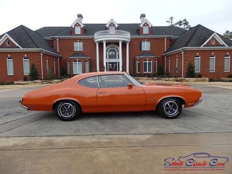 1972 Oldsmobile 442 for sale in Hiram, GA