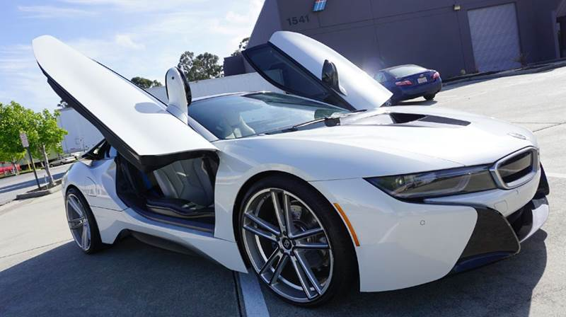 Bmw I Base AWD Dr Coupe In Burlingame CA Conti Auto Sales - 2015 bmw i8 for sale