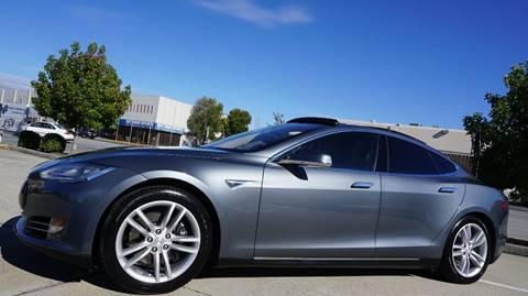 2013 Tesla Model S for sale in Burlingame, CA