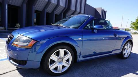 2004 Audi TT for sale in Burlingame, CA