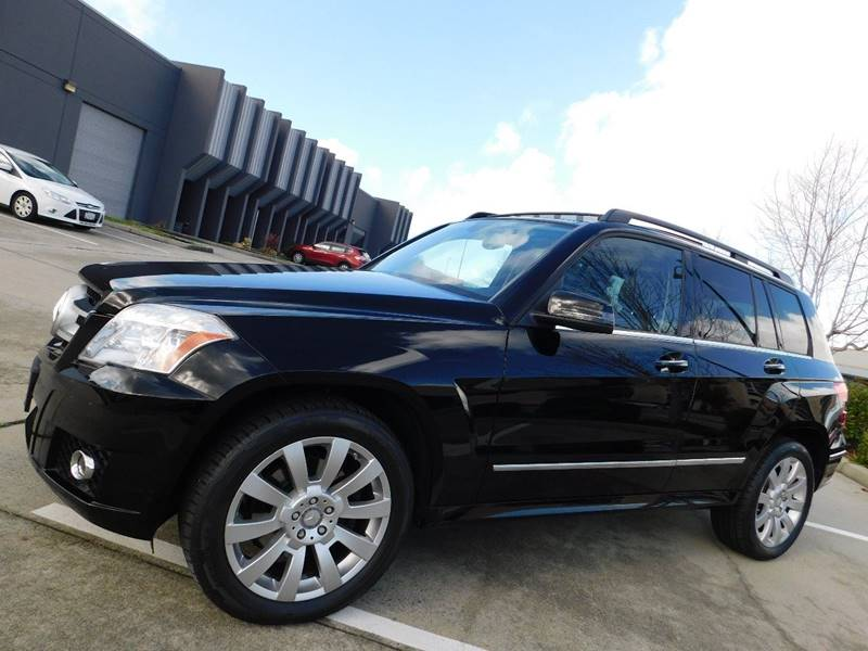 2012 mercedes benz glk awd glk 350 4matic 4dr suv in for Mercedes benz burlingame