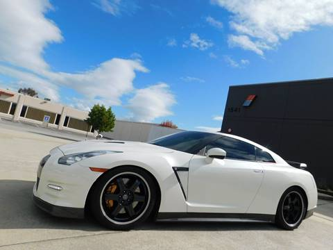 2014 Nissan GT-R for sale at Conti Auto Sales Inc in Burlingame CA