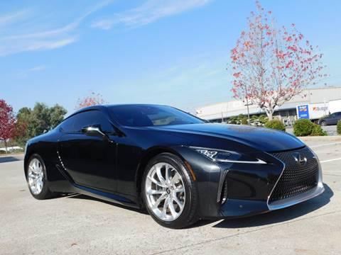 Lexus Lc 500 For Sale In California Carsforsale Com