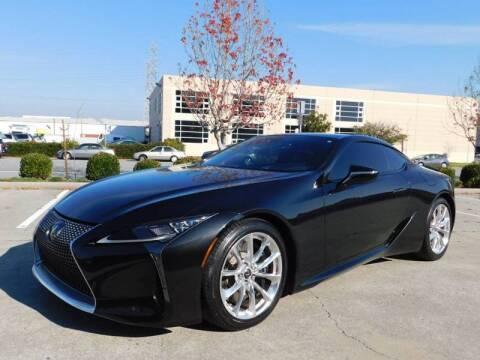2018 Lexus LC 500 for sale in Burlingame, CA