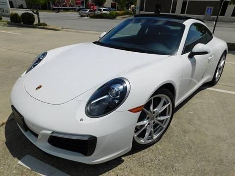 2017 Porsche 911 for sale in Burlingame, CA