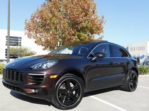 2015 Porsche Macan for sale in Burlingame, CA