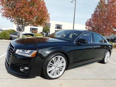 2017 Audi A8 L for sale in Burlingame, CA