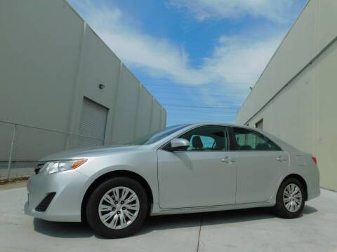 2014 Toyota Camry for sale at Conti Auto Sales Inc in Burlingame CA