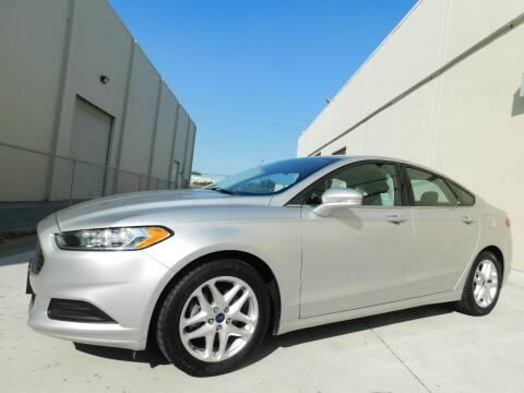 2015 Ford Fusion for sale at Conti Auto Sales Inc in Burlingame CA