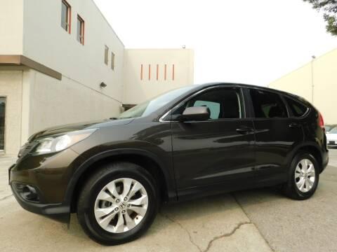 2014 Honda CR-V for sale at Conti Auto Sales Inc in Burlingame CA