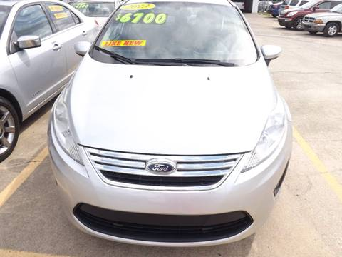 2013 Ford Fiesta for sale in Fayetteville, NC