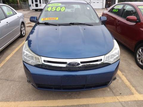 2008 Ford Focus for sale in Fayetteville, NC
