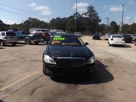 2007 Mercedes-Benz S-Class for sale in Fayetteville, NC