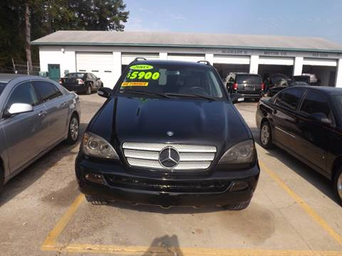 2005 Mercedes-Benz M-Class for sale in Fayetteville, NC
