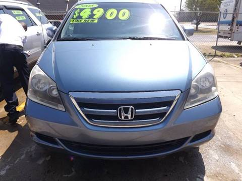 2005 Honda Odyssey for sale in Fayetteville, NC