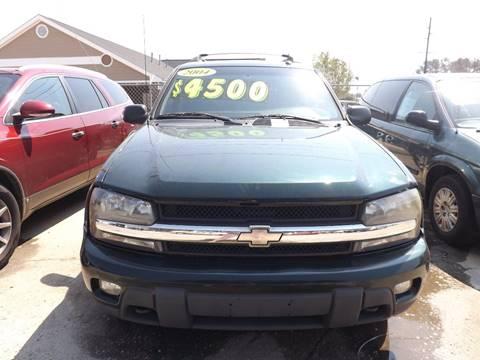 2004 Chevrolet TrailBlazer EXT for sale in Fayetteville, NC