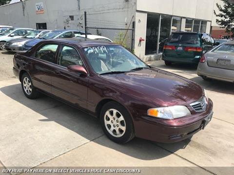 2001 Mazda 626 for sale in Orange, NJ