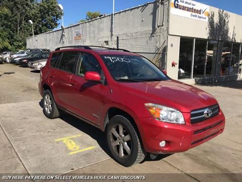 2008 Toyota RAV4 for sale in Orange, NJ