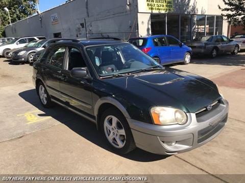 2004 Subaru Impreza for sale in Orange, NJ