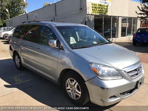 2007 Honda Odyssey for sale in Orange, NJ