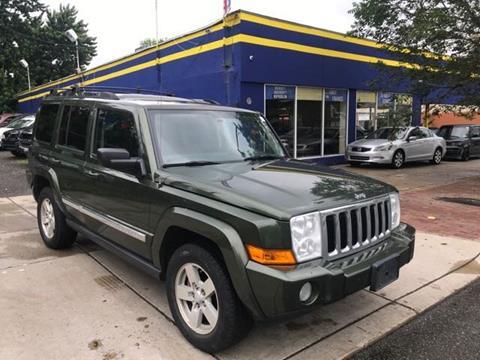 2008 Jeep Commander for sale in Orange, NJ