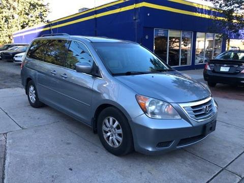2010 Honda Odyssey for sale in Orange, NJ