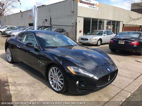 2010 Maserati GranTurismo for sale in Orange, NJ