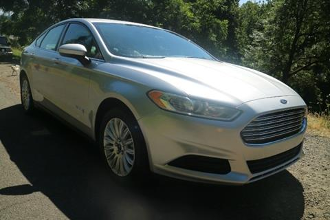 2014 Ford Fusion Hybrid for sale in Portland, OR