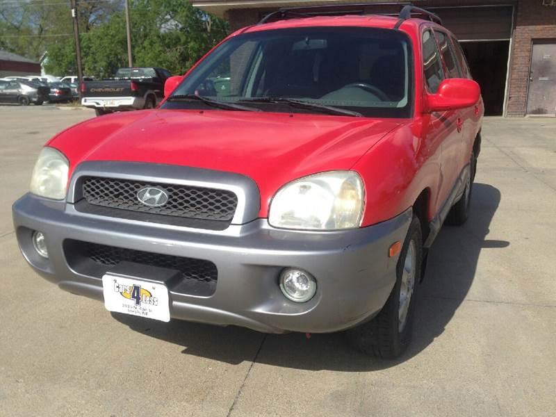 2003 Hyundai Santa Fe GLS 4dr SUV - Lincoln NE