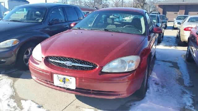 2000 Ford Taurus SES 4dr Sedan - Lincoln NE