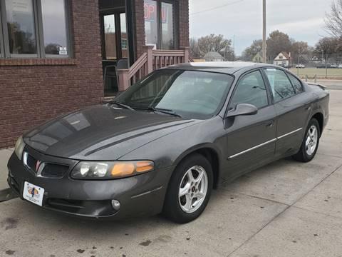 2002 Pontiac Bonneville for sale in Lincoln, NE