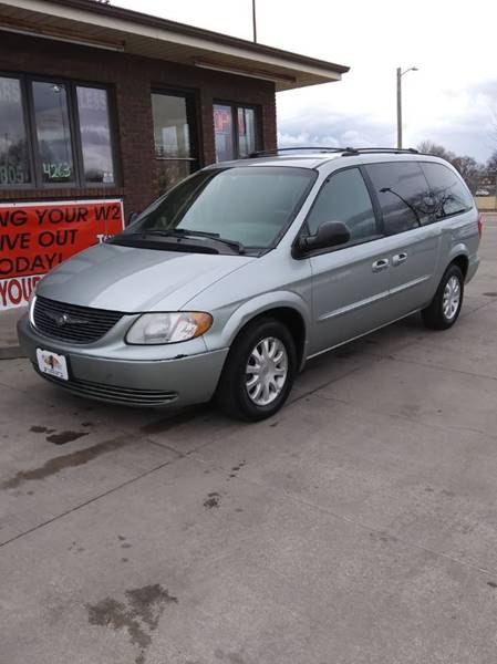 2003 Chrysler Town and Country LX Popular 4dr Mini-Van - Lincoln NE