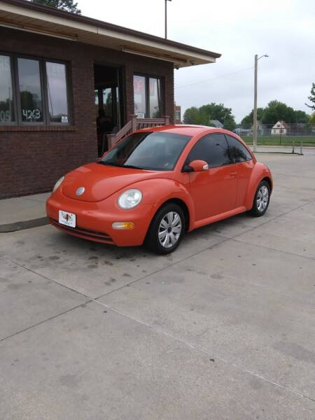 2003 Volkswagen New Beetle GL 2dr Coupe - Lincoln NE