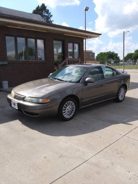 2001 Oldsmobile Alero GLS 4dr Sedan - Lincoln NE