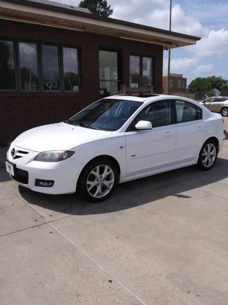 2007 Mazda MAZDA3 s Touring 4dr Sedan (2.3L I4 5A) - Lincoln NE