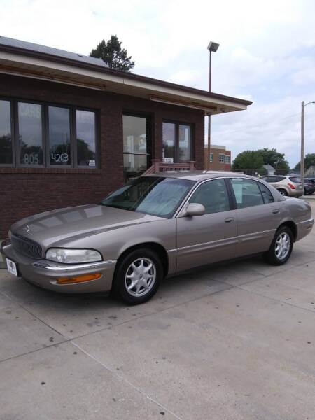 2002 Buick Park Avenue 4dr Sedan - Lincoln NE