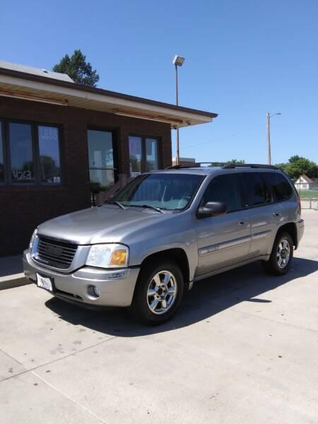 2002 GMC Envoy SLE 4WD 4dr SUV - Lincoln NE