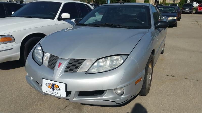 2004 Pontiac Sunfire 2dr Coupe - Lincoln NE